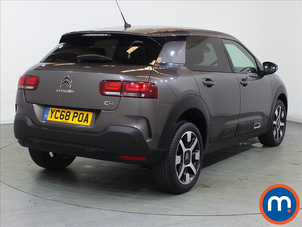 Citroen C4 Cactus Flair - Stock Number 1115227 Passenger side front corner