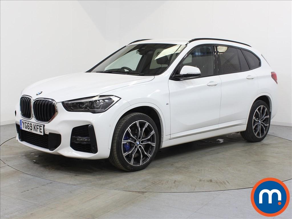 BMW X1 M Sport - Stock Number 1111930 Passenger side front corner