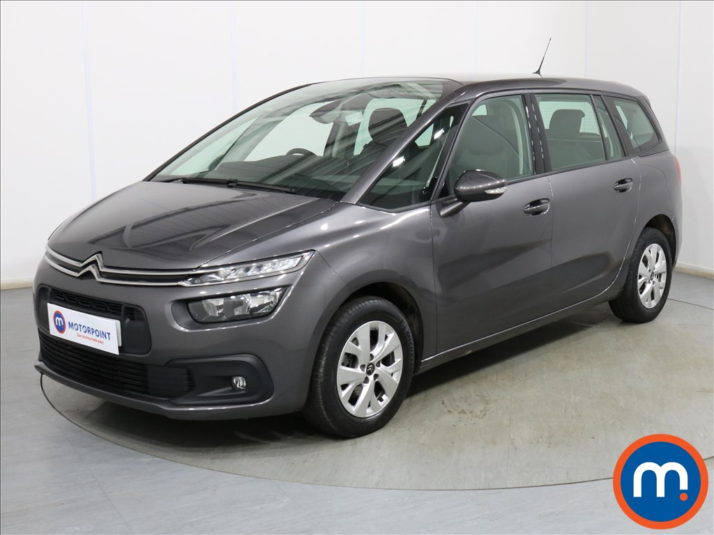 Citroen Grand C4 Spacetourer Touch Edition - Stock Number 1114354 Passenger side front corner