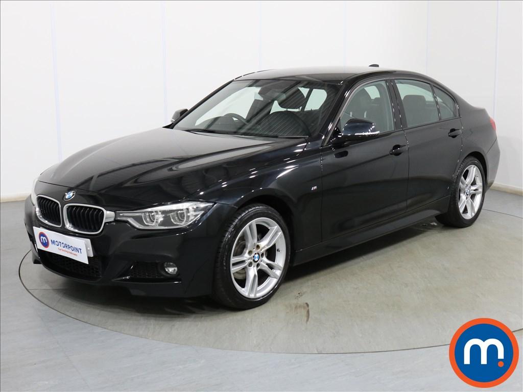 BMW 3 Series M Sport - Stock Number 1116313 Passenger side front corner