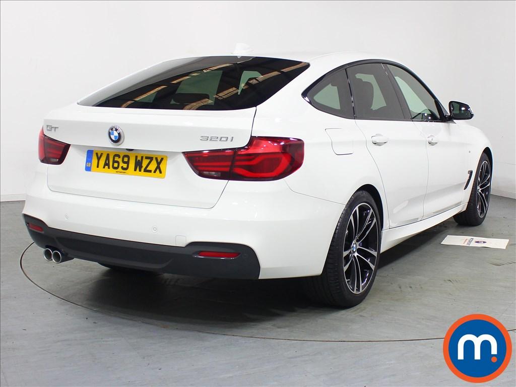 BMW 3 Series M Sport - Stock Number 1116936 Passenger side front corner
