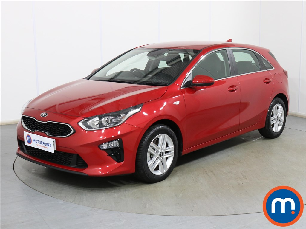 KIA Ceed 2 - Stock Number 1122320 Passenger side front corner