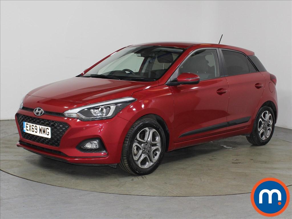 Hyundai I20 Premium Nav - Stock Number 1116942 Passenger side front corner