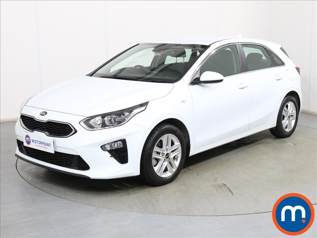 KIA Ceed 2 - Stock Number 1122329 Passenger side front corner