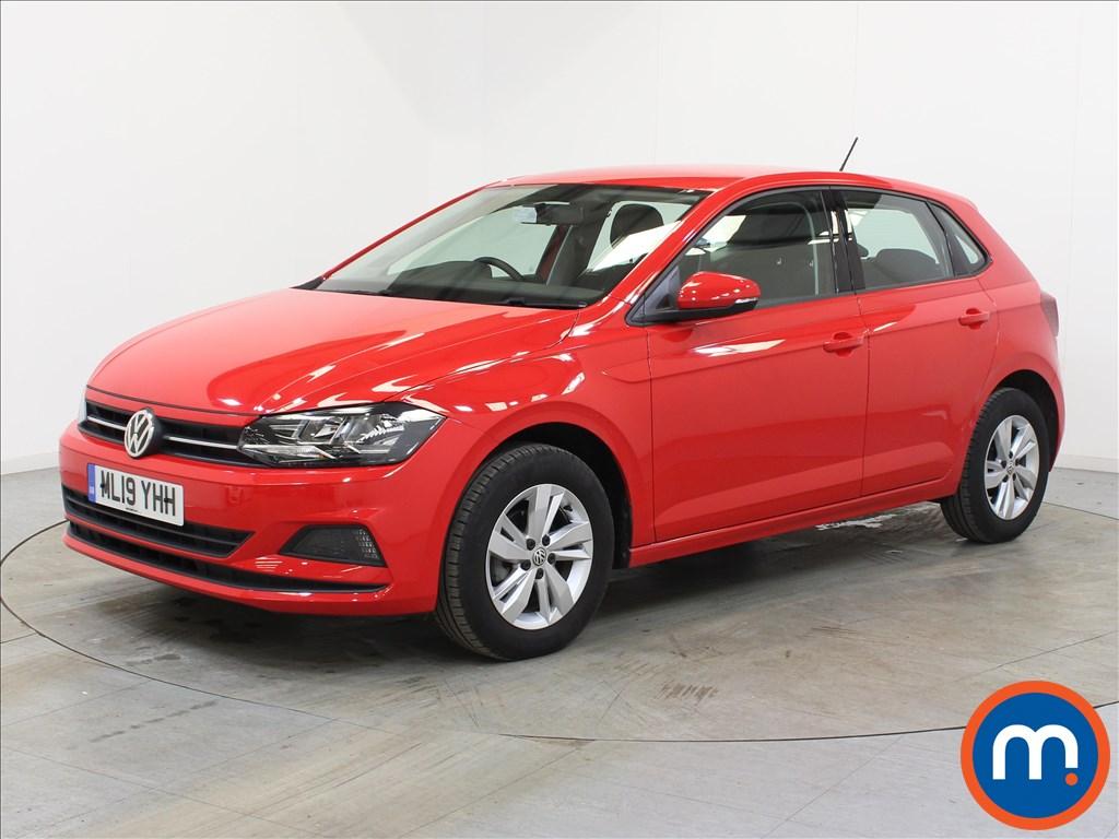 Volkswagen Polo SE - Stock Number 1120941 Passenger side front corner