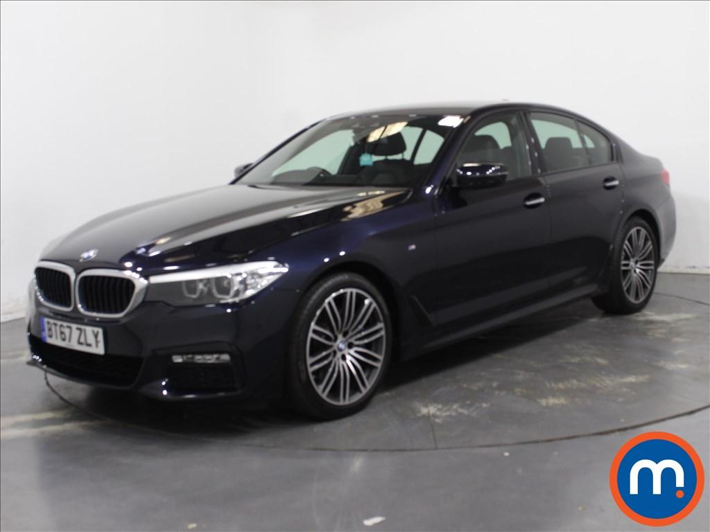 BMW 5 Series M Sport - Stock Number 1099435 Passenger side front corner