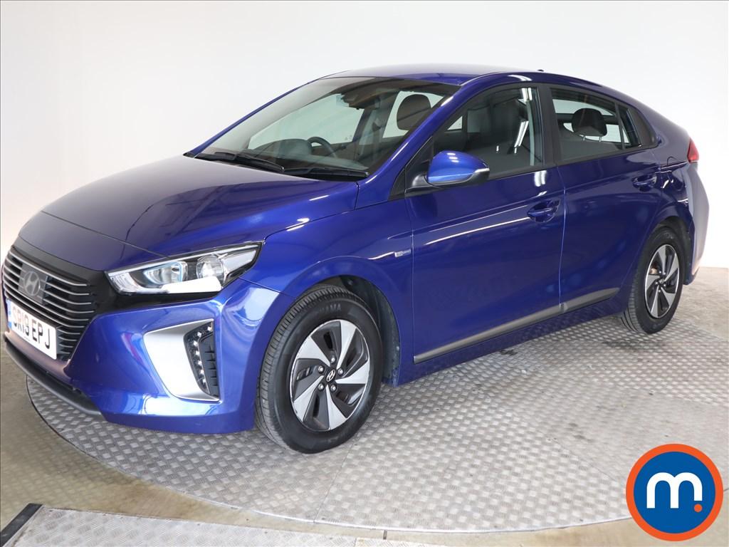 Hyundai Ioniq SE - Stock Number 1118628 Passenger side front corner