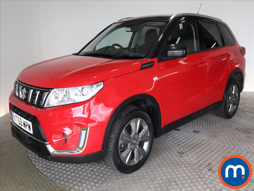 Suzuki Vitara SZ-T - Stock Number 1116459 Passenger side front corner