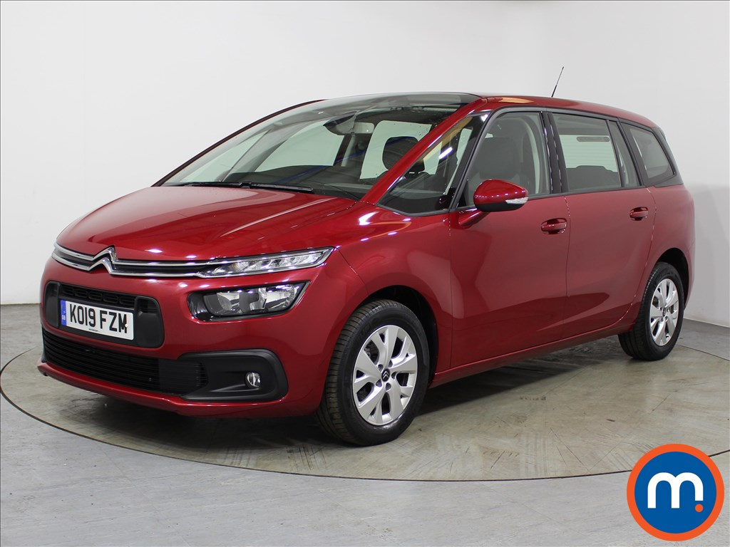 Citroen Grand C4 Spacetourer Touch Edition - Stock Number 1114226 Passenger side front corner