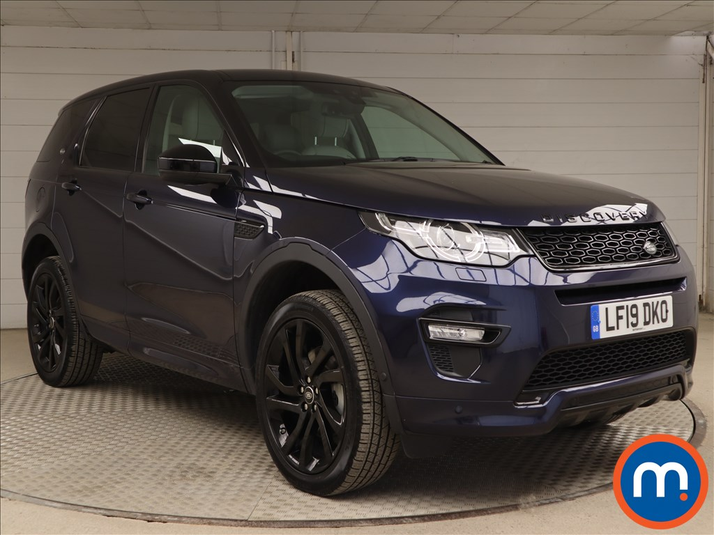 Land Rover Discovery Sport HSE Dynamic Lux - Stock Number 1117504 Passenger side front corner