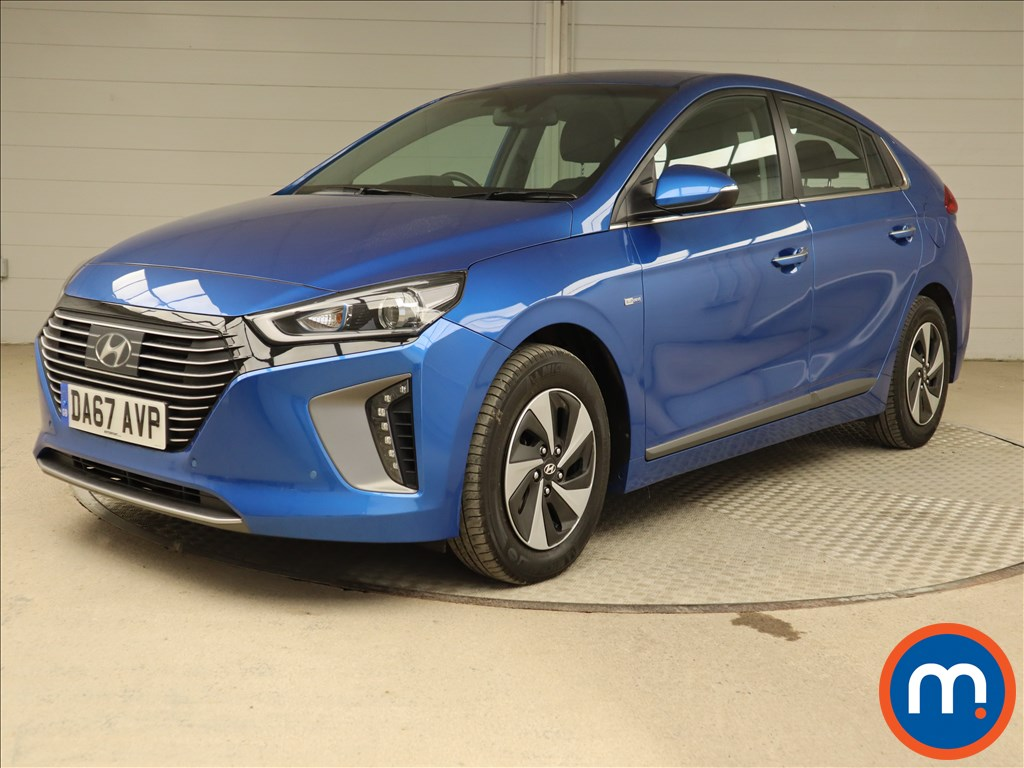 Hyundai Ioniq Premium SE - Stock Number 1119111 Passenger side front corner