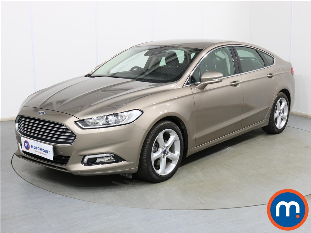 Ford Mondeo Titanium Edition - Stock Number 1112413 Passenger side front corner
