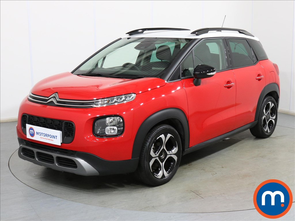Citroen C3 Aircross Flair - Stock Number 1114420 Passenger side front corner