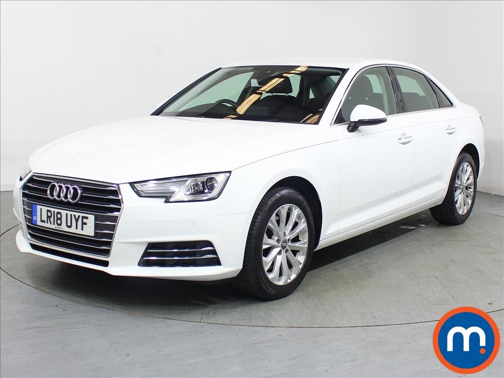 Audi A4 SE - Stock Number 1118479 Passenger side front corner