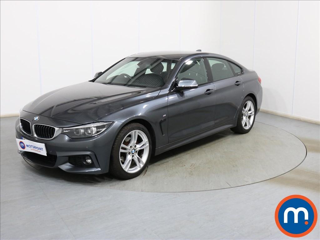 BMW 4 Series M Sport - Stock Number 1109117 Passenger side front corner