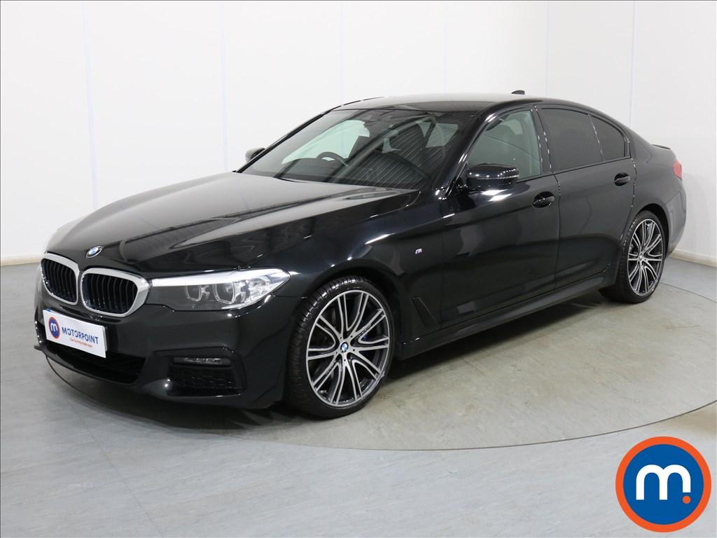 BMW 5 Series M Sport - Stock Number 1113494 Passenger side front corner