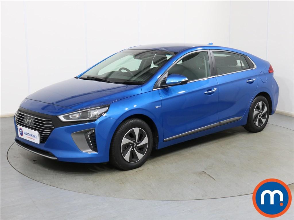 Hyundai Ioniq Premium - Stock Number 1118475 Passenger side front corner