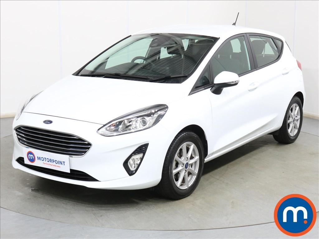 Ford Fiesta Zetec - Stock Number 1108253 Passenger side front corner