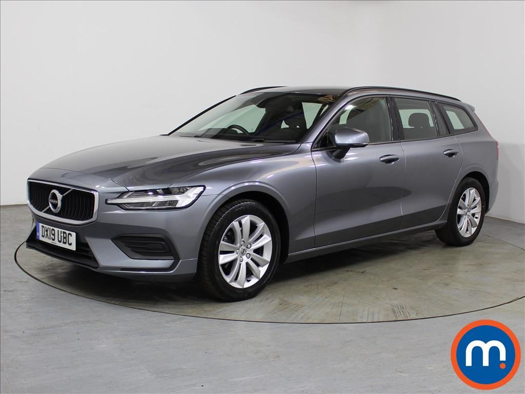Volvo V60 Momentum - Stock Number 1115716 Passenger side front corner