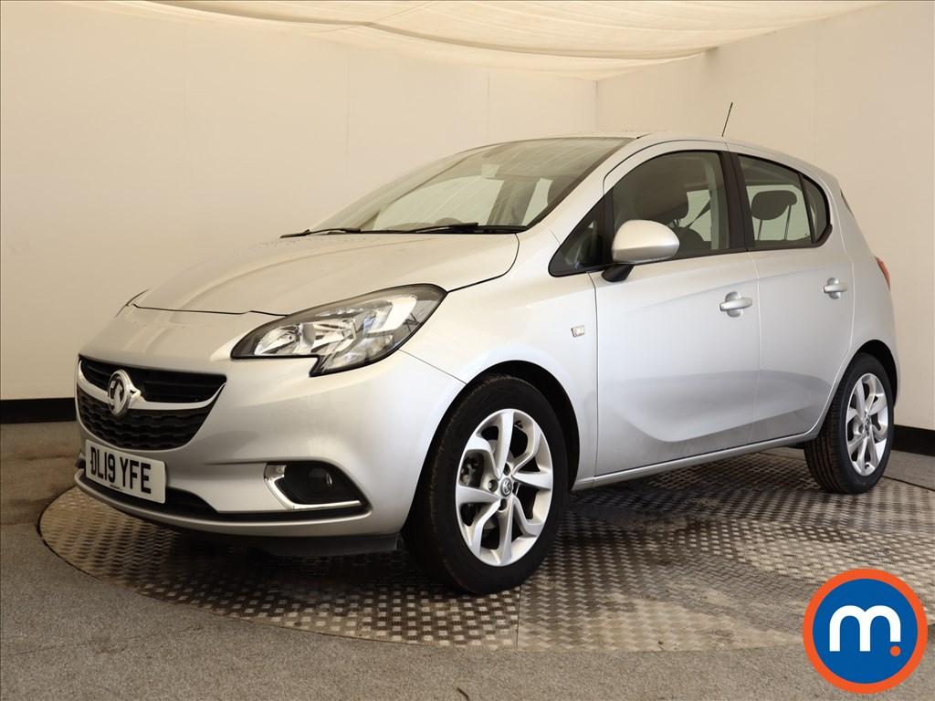 Vauxhall Corsa SRi Nav - Stock Number 1120983 Passenger side front corner