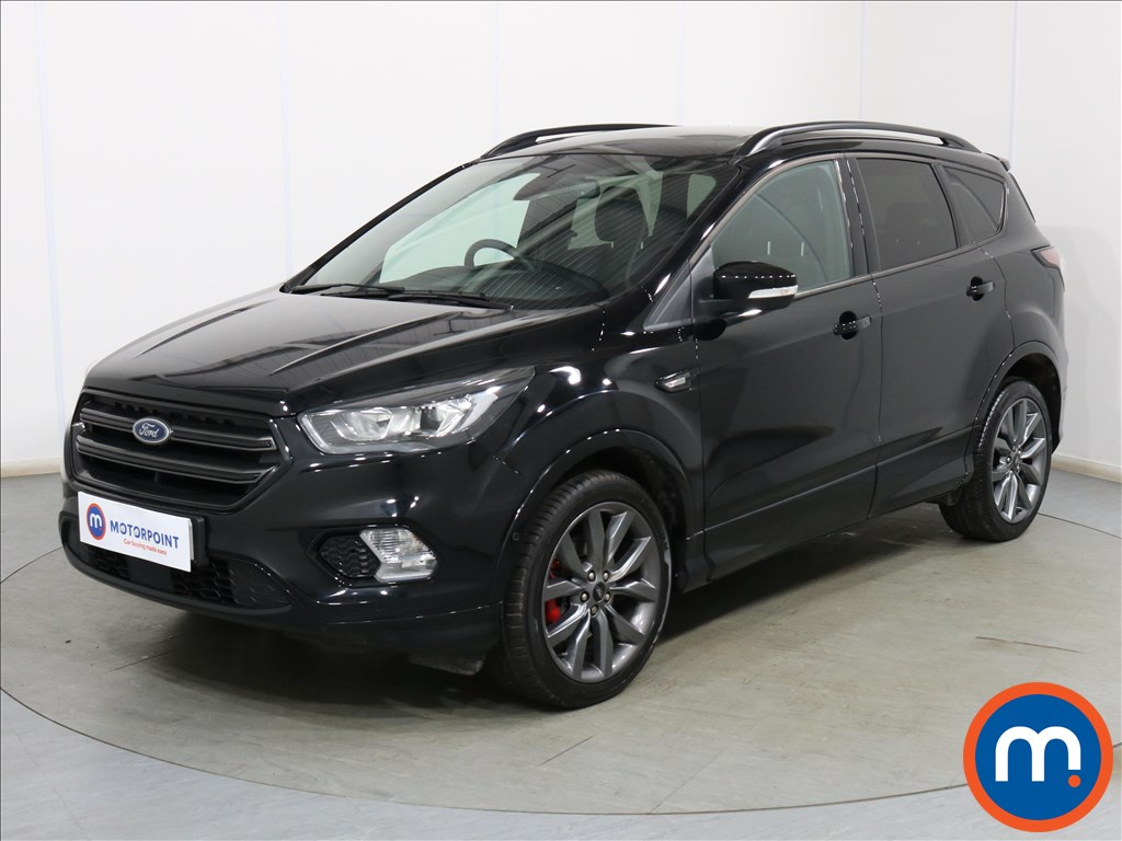 Ford Kuga ST-Line Edition - Stock Number 1118190 Passenger side front corner
