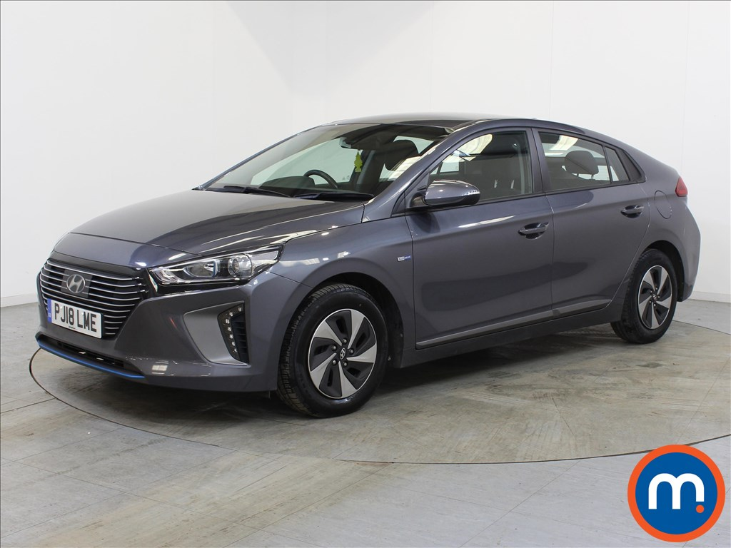Hyundai Ioniq SE - Stock Number 1123311 Passenger side front corner