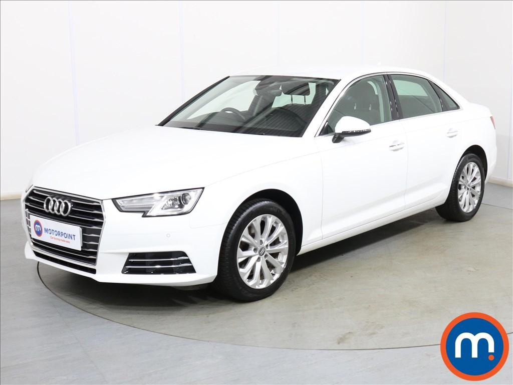 Audi A4 SE - Stock Number 1119385 Passenger side front corner