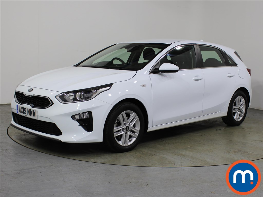 KIA Ceed 2 - Stock Number 1119284 Passenger side front corner