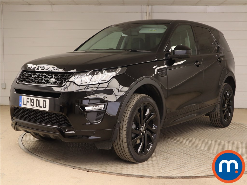 Land Rover Discovery Sport HSE Dynamic Lux - Stock Number 1106646 Passenger side front corner