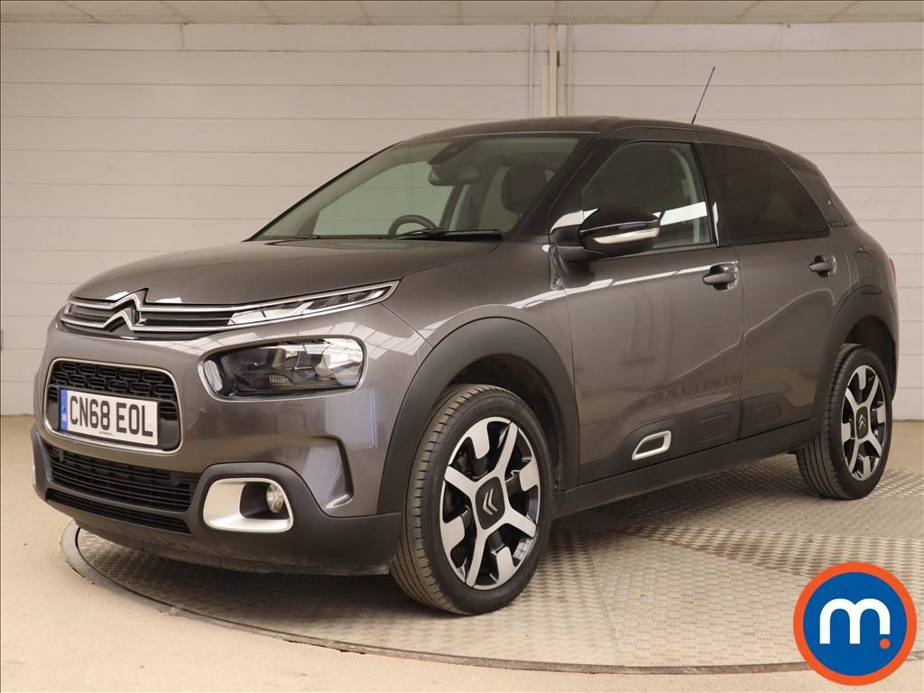Citroen C4 Cactus Flair - Stock Number 1115159 Passenger side front corner
