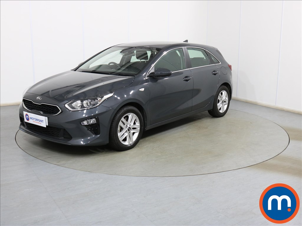 KIA Ceed 2 - Stock Number 1119227 Passenger side front corner