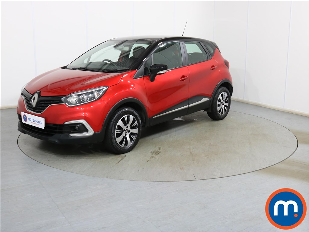 Renault Captur Play - Stock Number 1118403 Passenger side front corner