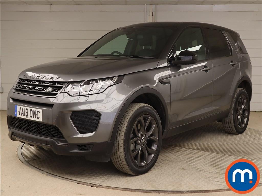 Land Rover Discovery Sport Landmark - Stock Number 1119417 Passenger side front corner