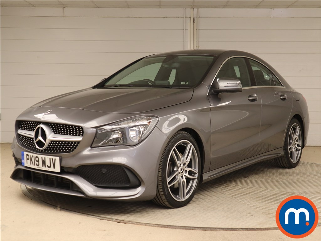 Mercedes-Benz CLA AMG Line Edition - Stock Number 1115937 Passenger side front corner