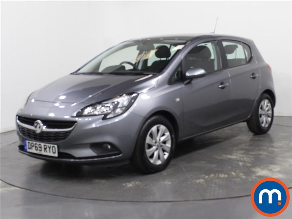 Vauxhall Corsa Design - Stock Number 1120374 Passenger side front corner