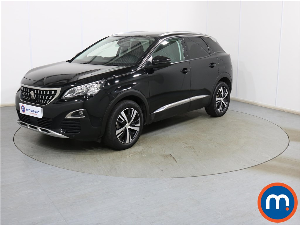 Peugeot 3008 Allure - Stock Number 1118435 Passenger side front corner