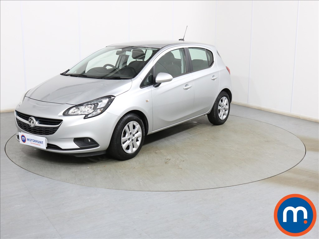 Vauxhall Corsa Design - Stock Number 1120827 Passenger side front corner