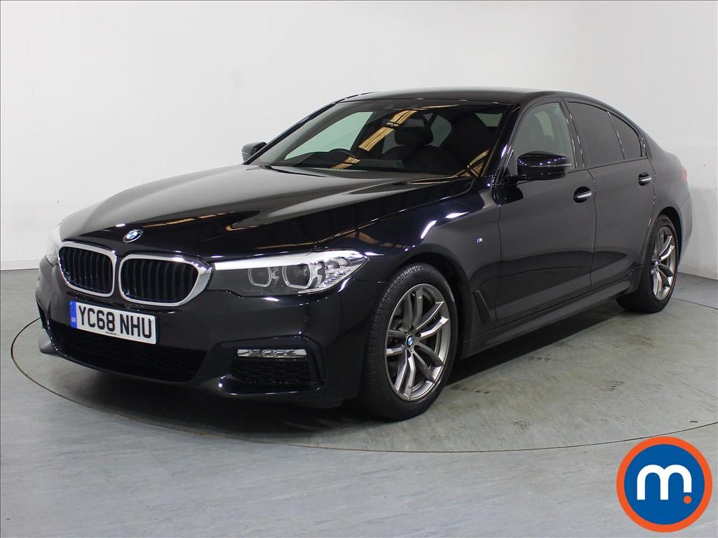 BMW 5 Series M Sport - Stock Number 1124216 Passenger side front corner