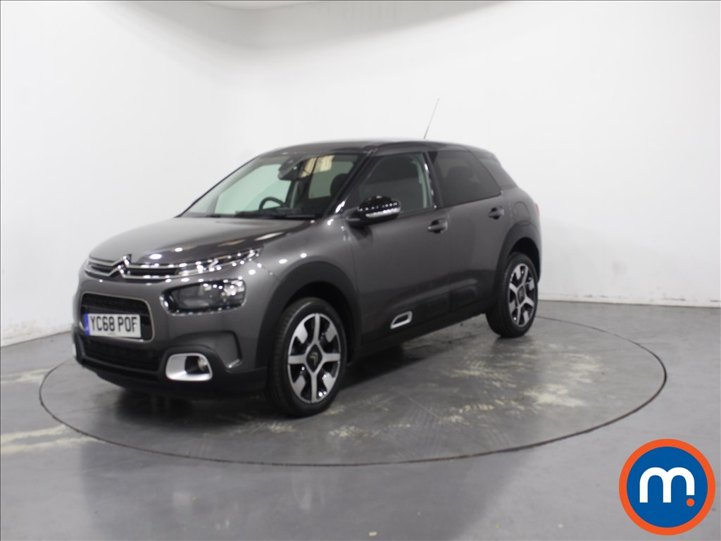 Citroen C4 Cactus Flair - Stock Number 1115205 Passenger side front corner