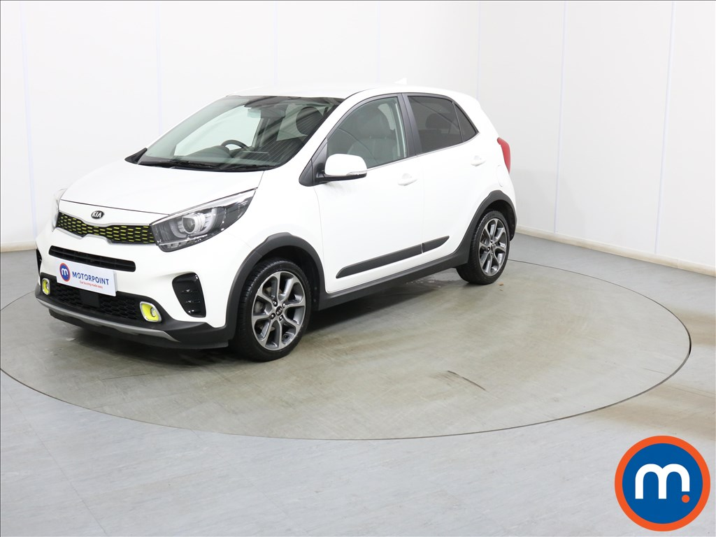 KIA Picanto X-Line - Stock Number 1112362 Passenger side front corner