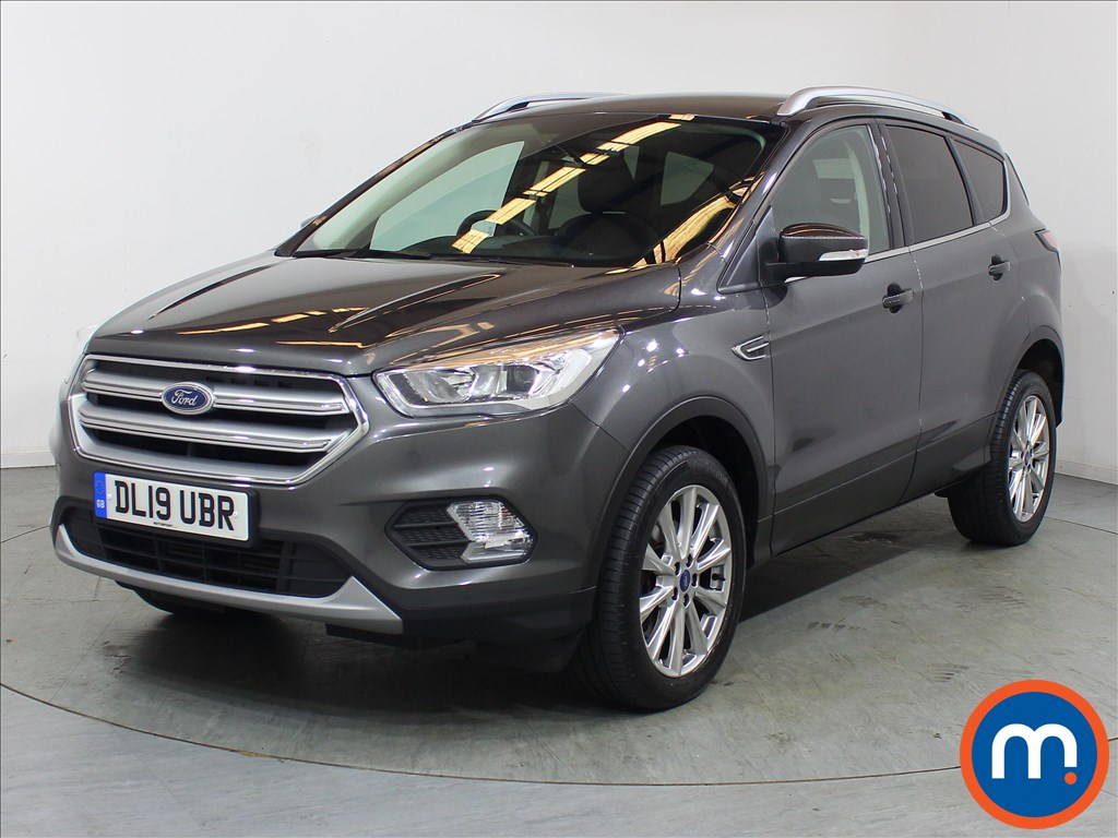 Ford Kuga Titanium Edition - Stock Number 1118158 Passenger side front corner
