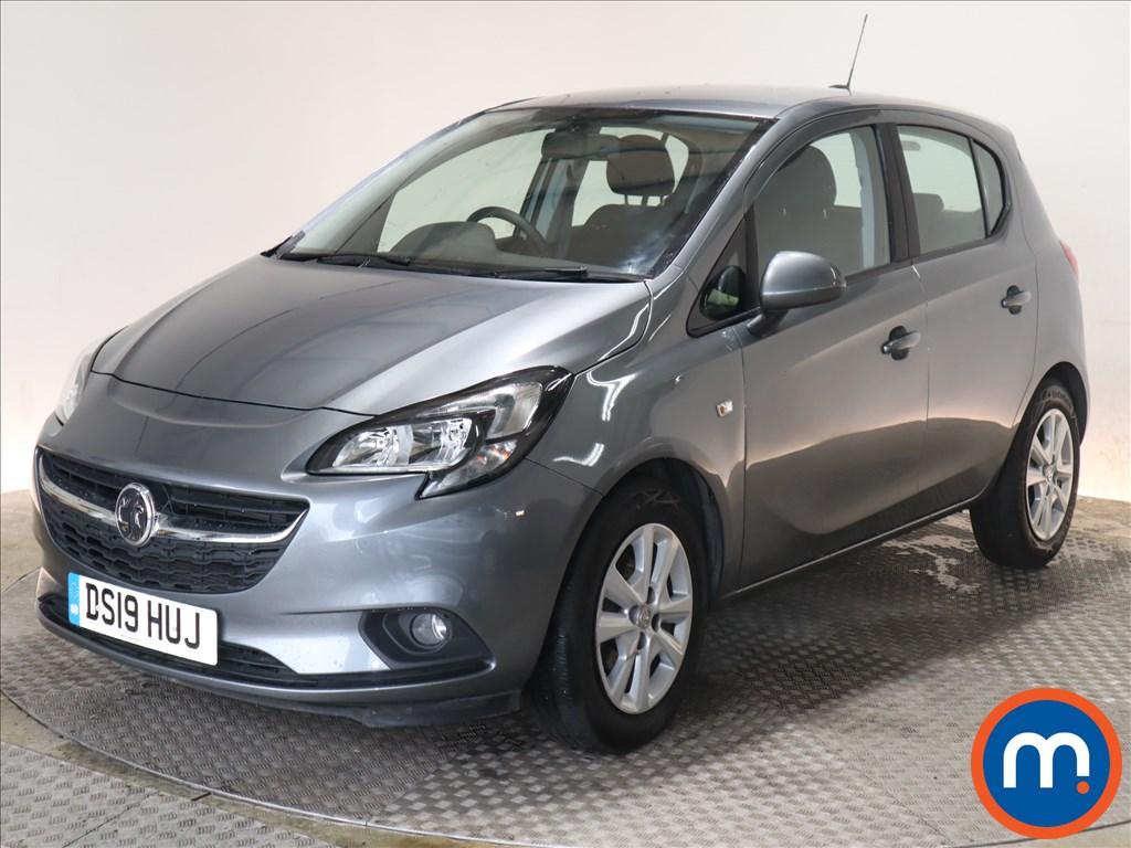 Vauxhall Corsa Design - Stock Number 1120820 Passenger side front corner