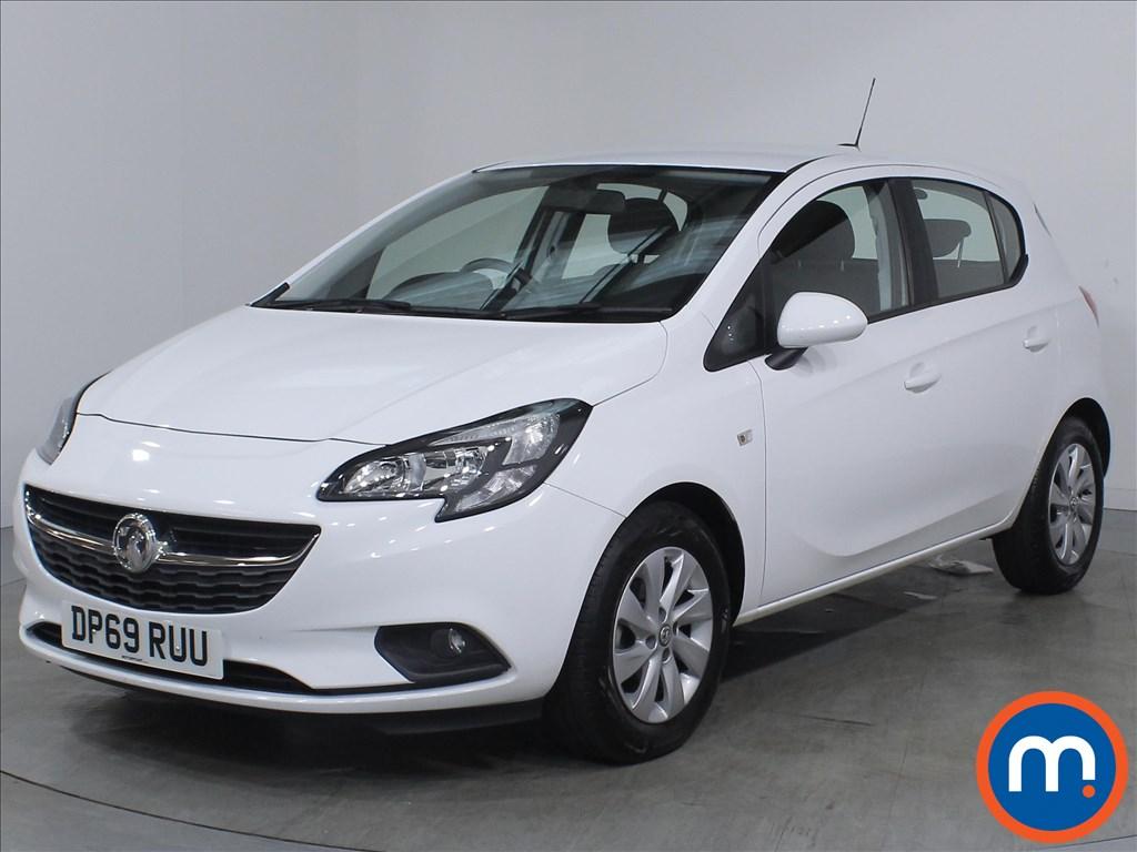 Vauxhall Corsa Design - Stock Number 1122060 Passenger side front corner