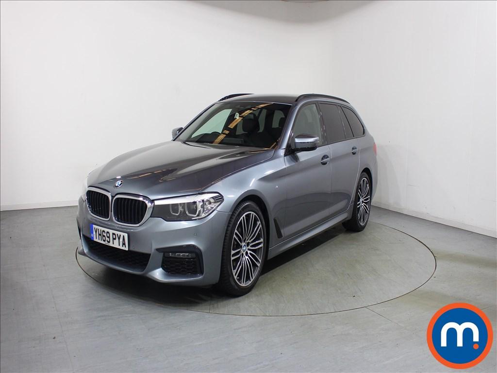 BMW 5 Series M Sport - Stock Number 1105456 Passenger side front corner