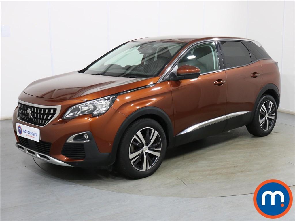 Peugeot 3008 Allure - Stock Number 1123423 Passenger side front corner