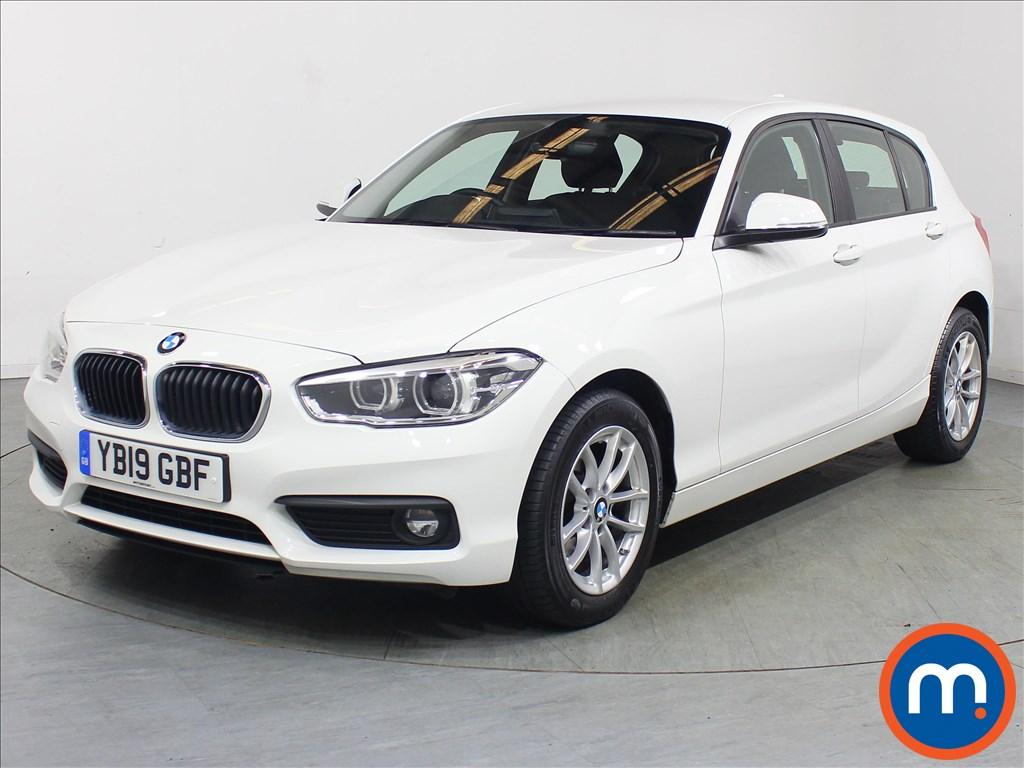 BMW 1 Series SE Business - Stock Number 1115679 Passenger side front corner