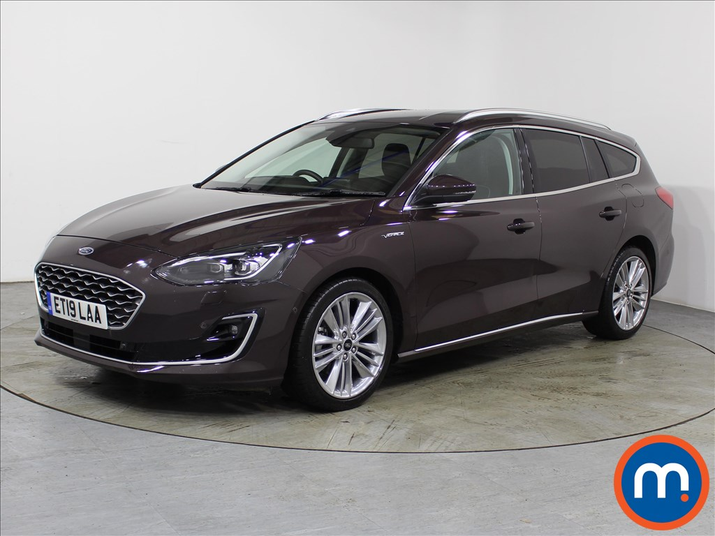 Ford Focus Vignale 1.5 EcoBlue 120 5dr Auto - Stock Number 1117860 Passenger side front corner