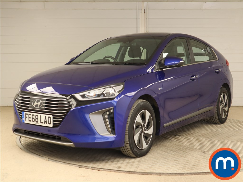 Hyundai Ioniq Premium - Stock Number 1122564 Passenger side front corner