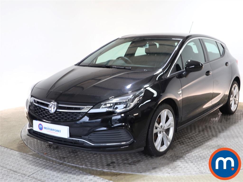Vauxhall Astra 1.4T 16V 150 SRi Vx-line Nav 5dr - Stock Number 1119675 Passenger side front corner