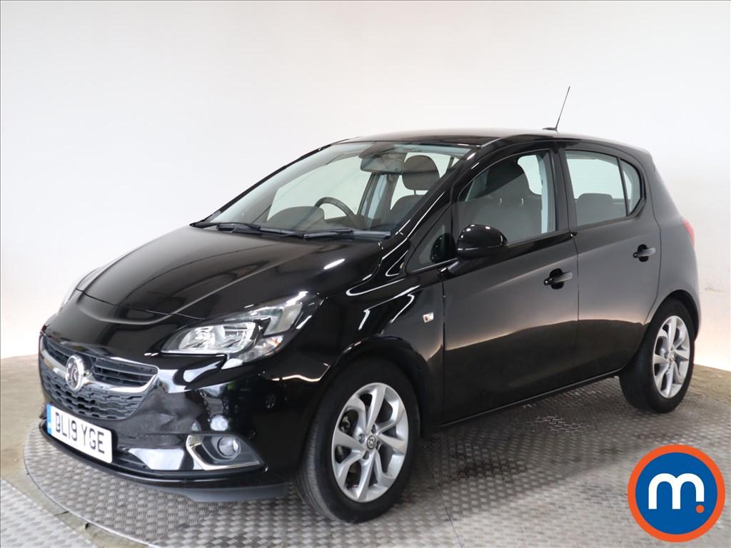 Vauxhall Corsa SRi Nav - Stock Number 1120866 Passenger side front corner